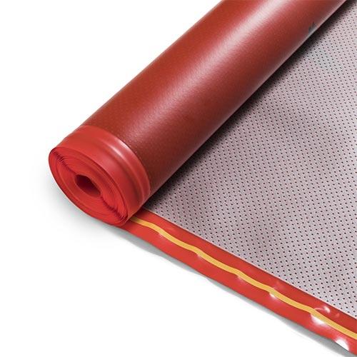 Ondervloer voor vloerverwarming