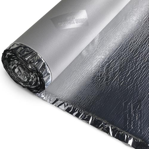 Ondervloer voor klik-PVC