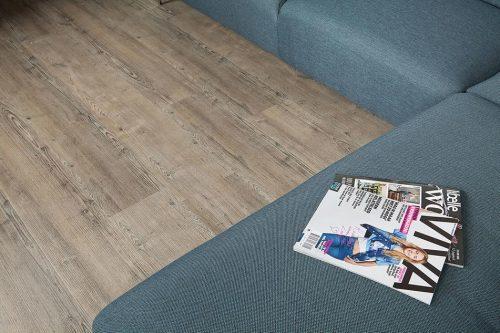 Vivafloors 4204 - naaldhout - plank - sfeerbeeld 1