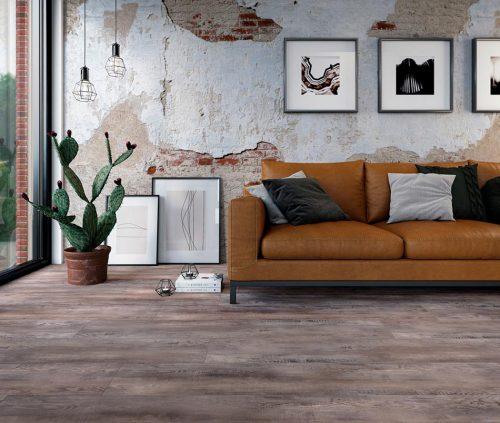 Vivafloors 4410 - naaldhout - plank - sfeerbeeld 1