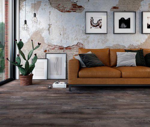 Vivafloors 4440 - naaldhout - plank - sfeerbeeld 1