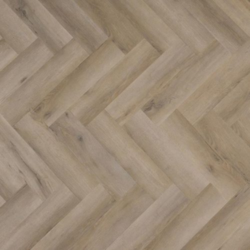 Vivafloors 6840 visgraat beige grijs eiken [Lijm PVC]