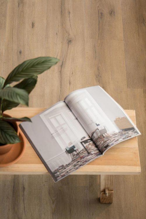 Vivafloors 6850 - eiken - plank - sfeerbeeld 1