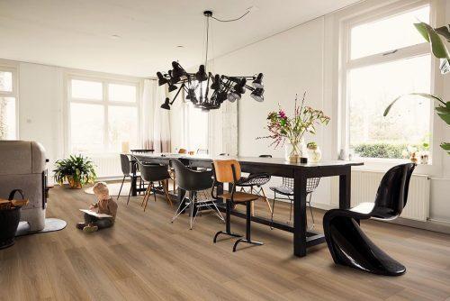 Vivafloors 7820 - eiken - plank - sfeerbeeld 1