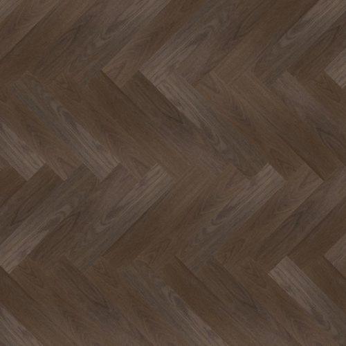 Vivafloors 7850 visgraat donker eiken [Lijm PVC]