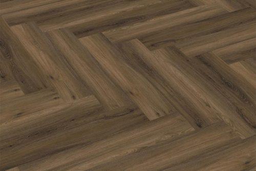 Ambiant Spigato Visgraat PVC vloer - 3501 - Warm brown - 1