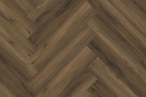Ambiant Spigato Visgraat PVC vloer - 3501 - Warm brown - 2