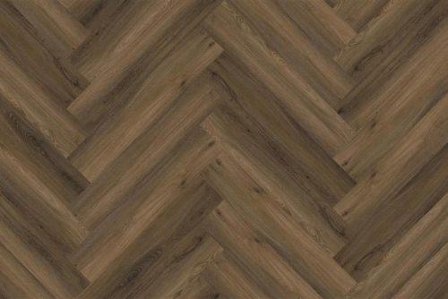 Ambiant Spigato Visgraat PVC vloer - 3501 - Warm brown - 3