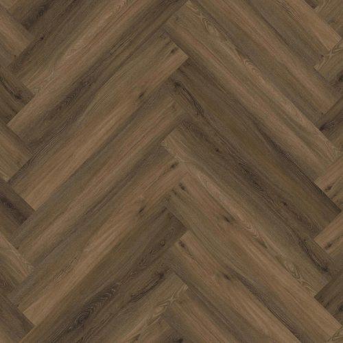 Ambiant Spigato Visgraat PVC vloer - 3501 - Warm brown - 4