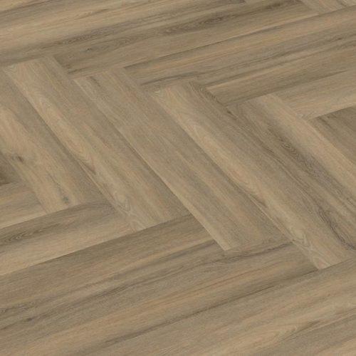 Ambiant Spigato Visgraat PVC vloer – 3502 – Light brown [Dryback PVC] – INCLUSIEF EGALISEREN EN LEGGEN