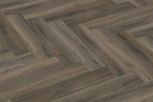 Ambiant Spigato Visgraat PVC vloer - 3506 - Dark Grey - 1