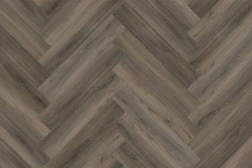 Ambiant Spigato Visgraat PVC vloer - 3506 - Dark Grey - 3