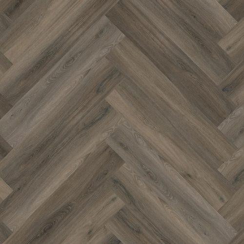 Ambiant Spigato Visgraat PVC vloer - 3506 - Dark Grey - 4